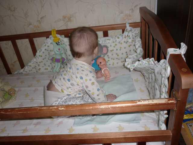 Продам: Кроватка для новорожденных