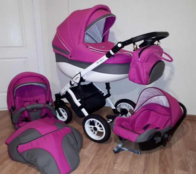 Продам импортную детскую коляску