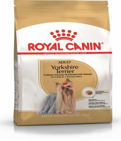 Продам: Корм сухой Royal Canin Yorkshire Terrier