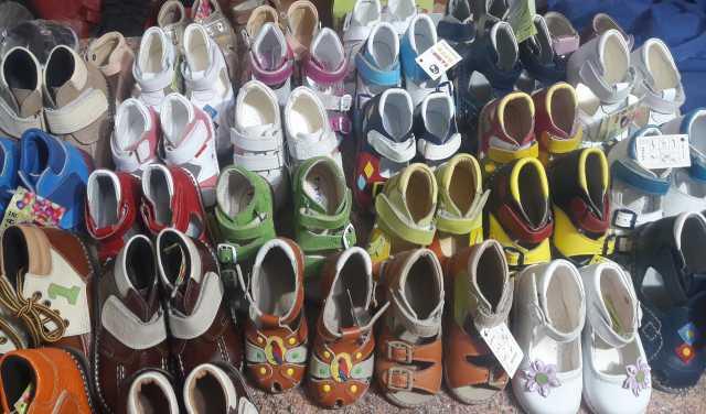 Продам: Ортопедические сандалии