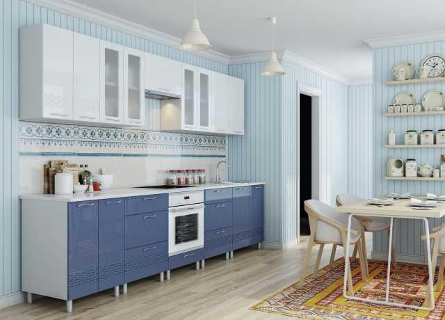 Продам Кухонный гарнитур 2,2 м новый со столешн