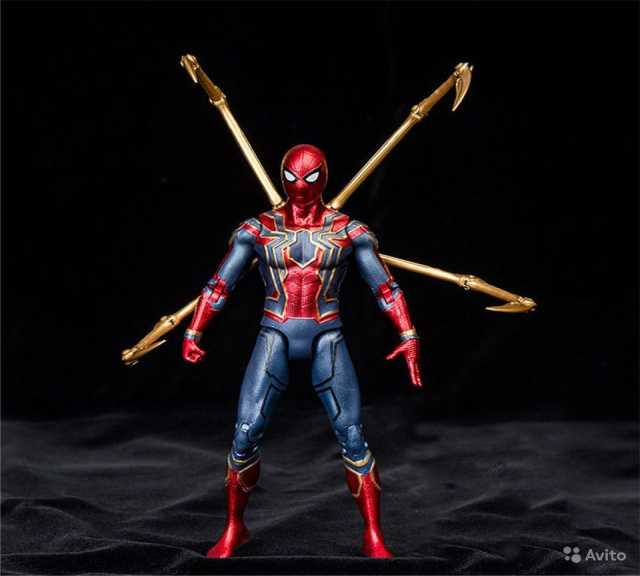 Продам Человек паук Spiderman Marvel