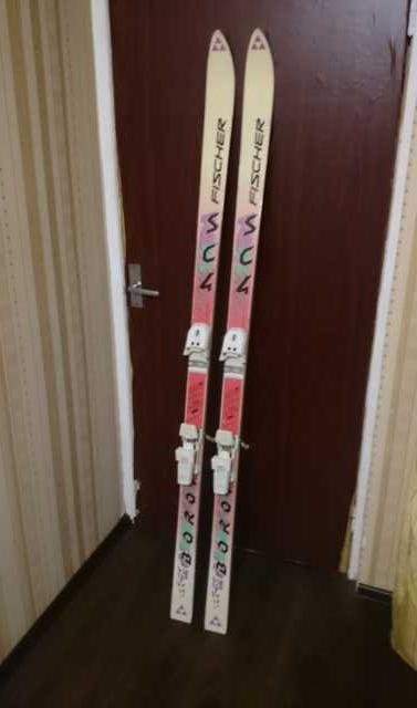 Продам: Горные лыжи Fischer рост 170 см