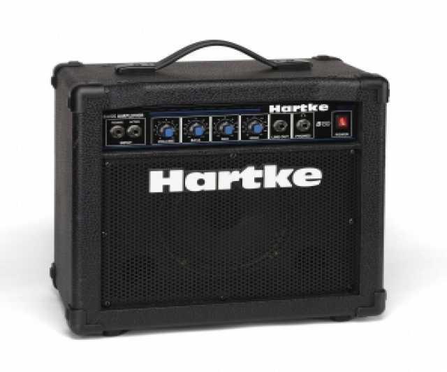 Продам: HARTKE B150 басовый комбо 15 ватт