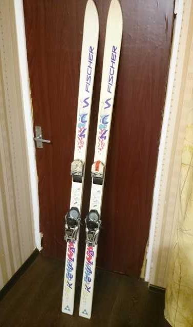 Продам: Горные лыжи Fischer ретро. Ростовка 177