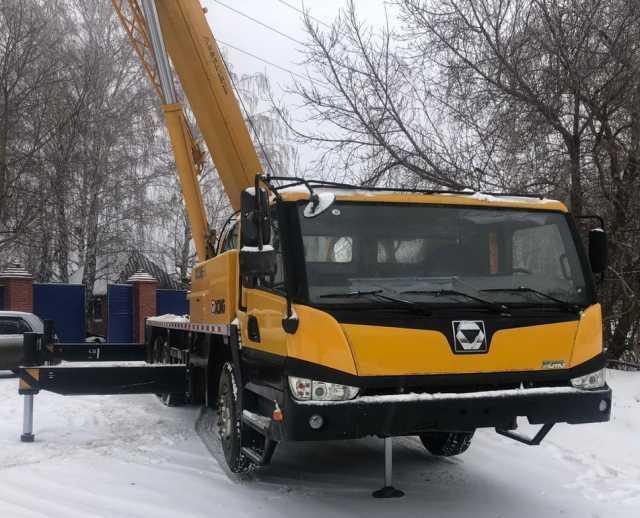 Продам Автокран XCMG QY25K5-1;2012г/в,25 тн-48м