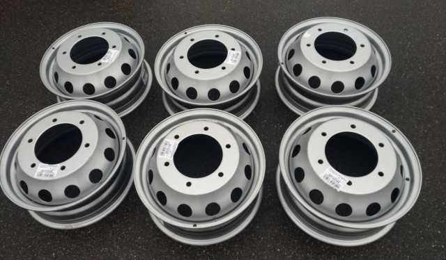 Продам: Диски колесные R16 Спарка Фольксваген К