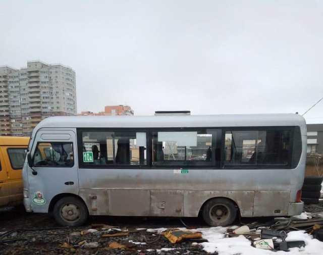 Продам Продам городской автобус Hyundai County