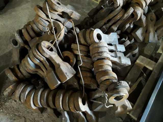 Предложение: Запасные части к мельницам и дробилкам