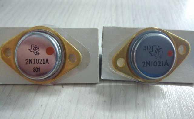 Продам: Мощный импортный германий транзисторы