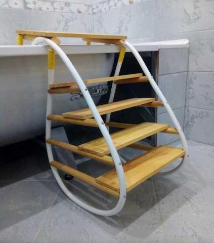 Продам: Детская лестница для ванны