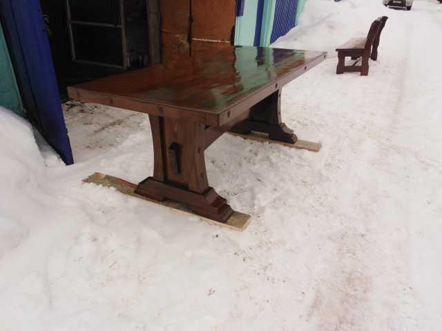 Продам: Мебель из массива