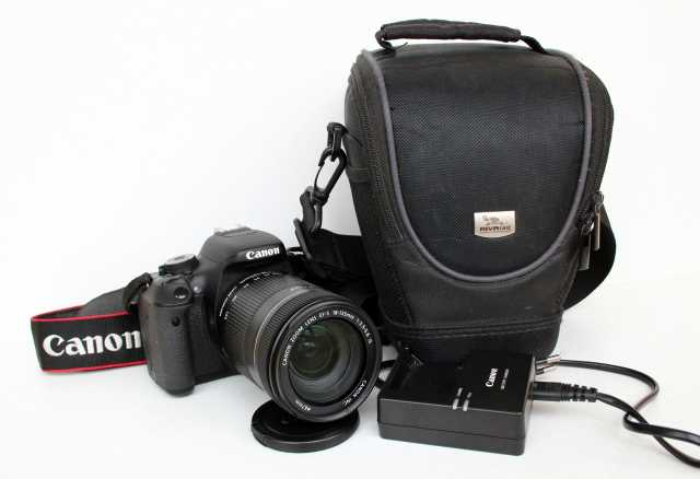 Продам Canon 600D body Япония Практически новый