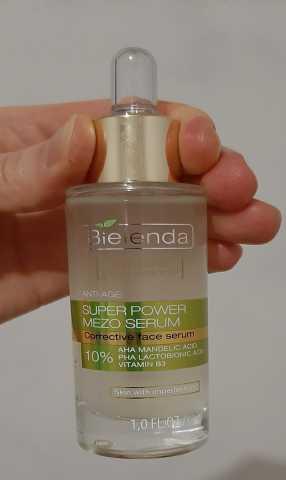Продам: Сыворотка с миндальной кислотой Bielenda