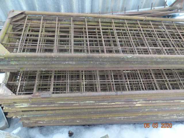 Продам Продаются металлические решетки