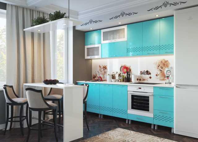 Продам Кухня 2,6 м со столешницей новая