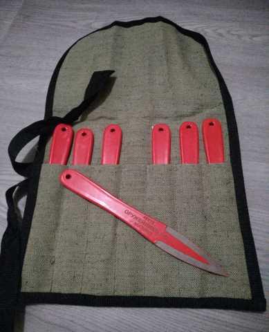 Продам: Ножи метательные. 7 шт