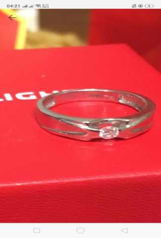 Продам: Кольцо из белого золота