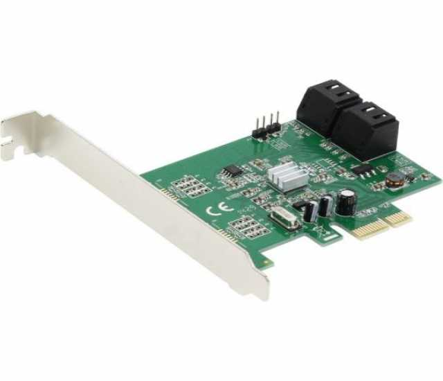 Продам: Контроллер PCIe - 4xSATA
