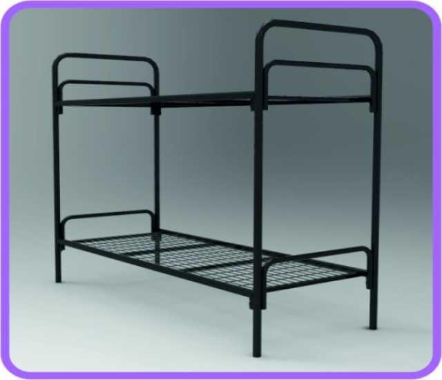 Продам: бюджетные кровати металлические