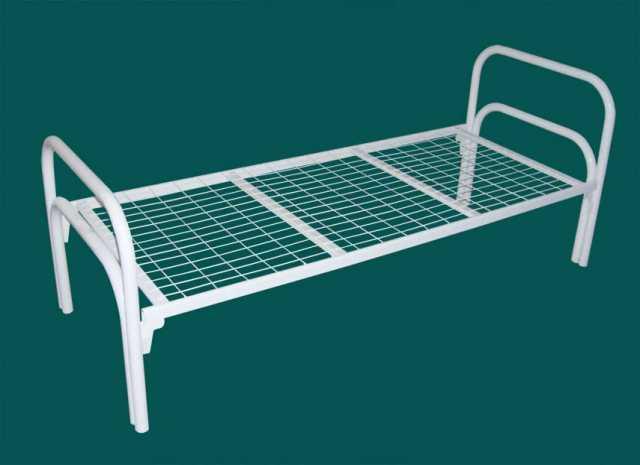 Продам: Кровати металлические с сварными сетками