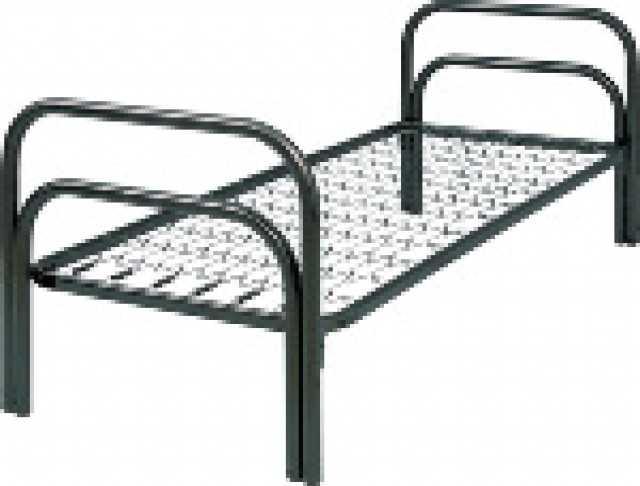 Продам: Прочные кровати металлические армейские