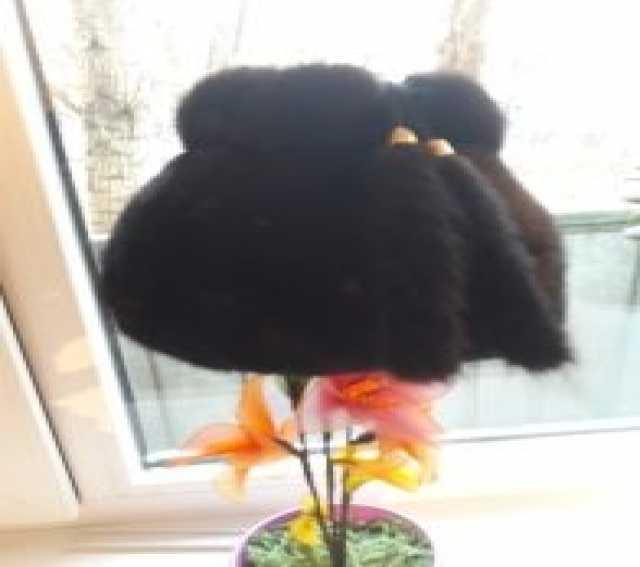 Продам шапка норковая
