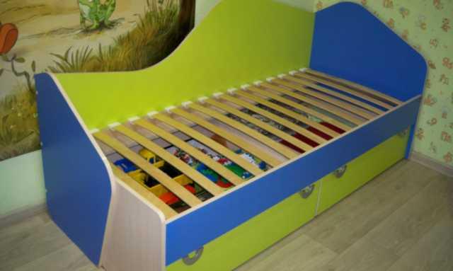 Продам: Кровать Маугли с ортопед-им основанием