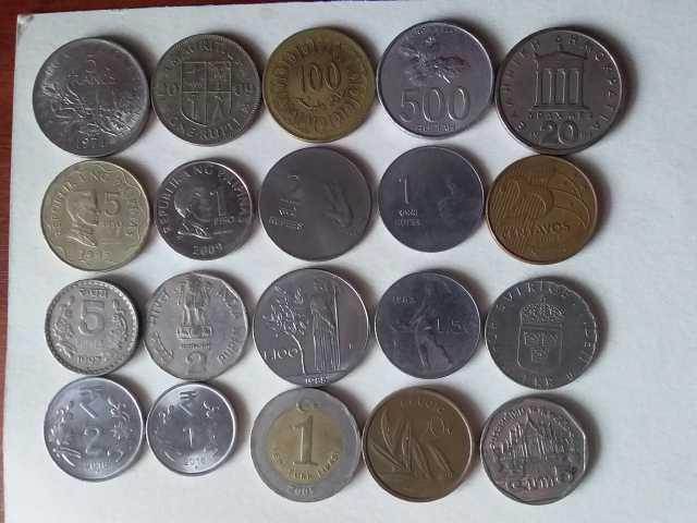 Продам: Иностранные монеты 100 шт