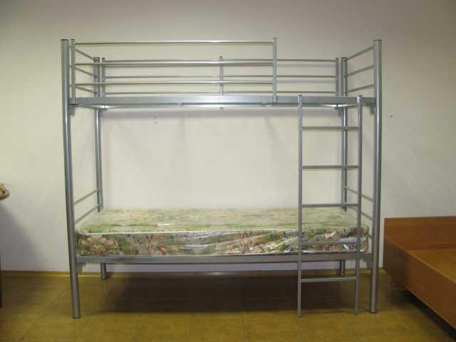 Продам: Кровати металлические со сварными сеткам