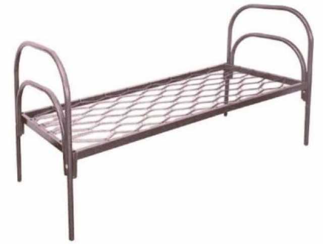 Продам: Прочные кровати металлические недорого