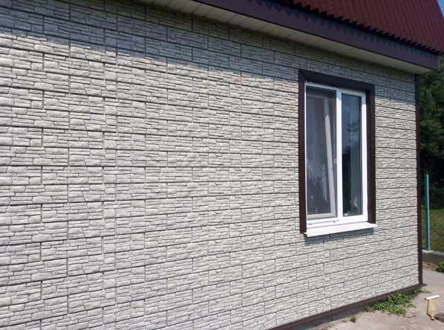 Продам: Фасадные панели Stone House сланец
