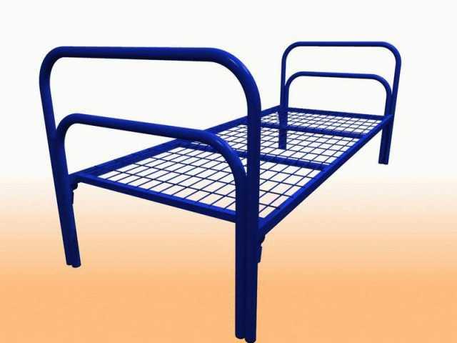Продам: Сварные кровати металлические