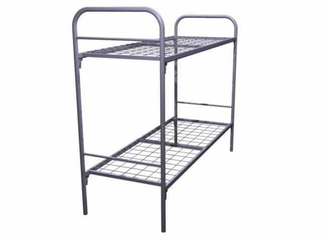 Продам: Металлические кровати с ДСП спинками