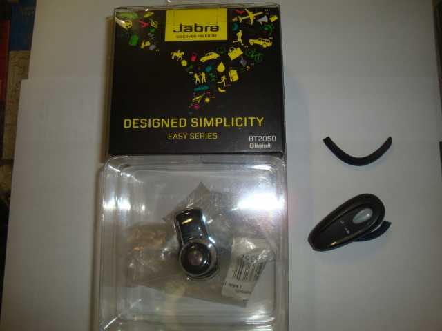 Продам: Bluetooth-гарнитура Jabra BT2050/BT125-н