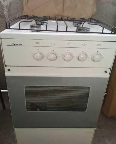 Продам: газовую плиту