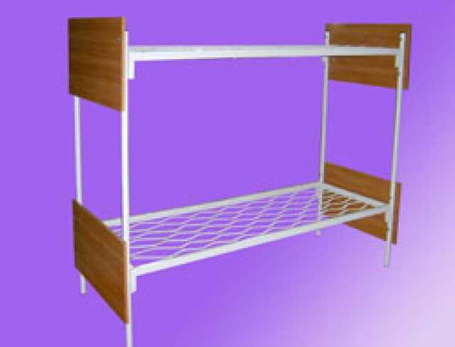Продам: Кровати металлические для рабочих
