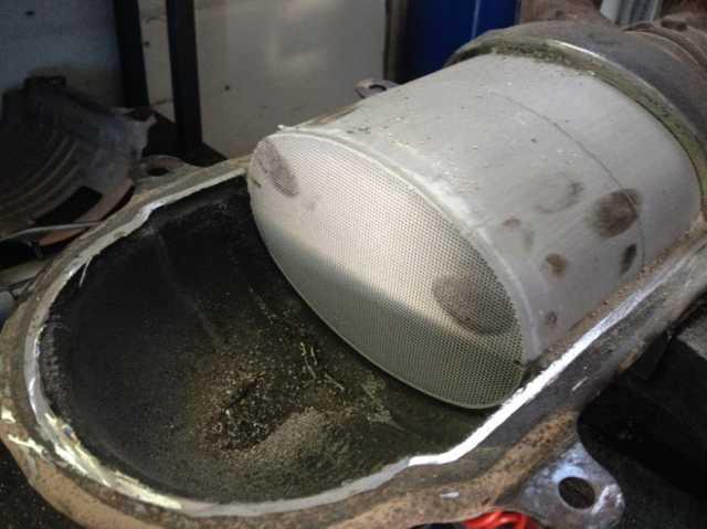Спрос: Приём, скупка, утилизация катализаторов