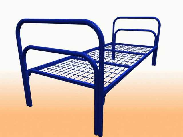 Продам Прочные кровати металлические купить
