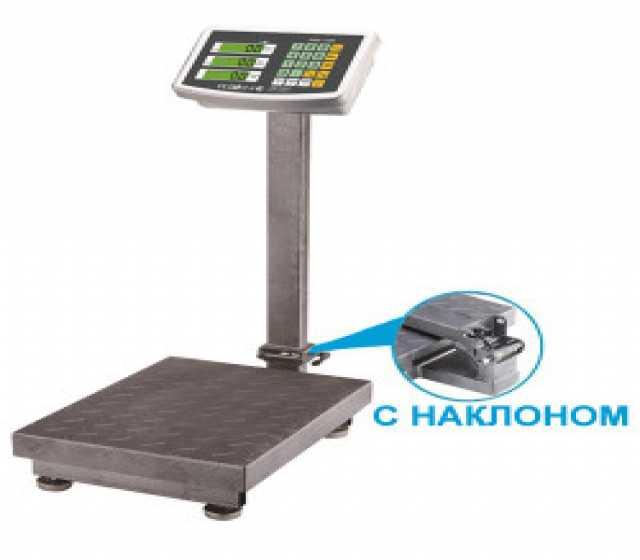 Продам: Весы товарные SIBS-N