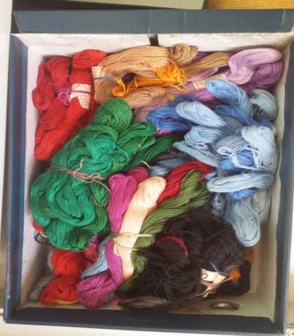 Продам: Мулине нитки пряжа вязание вышивка