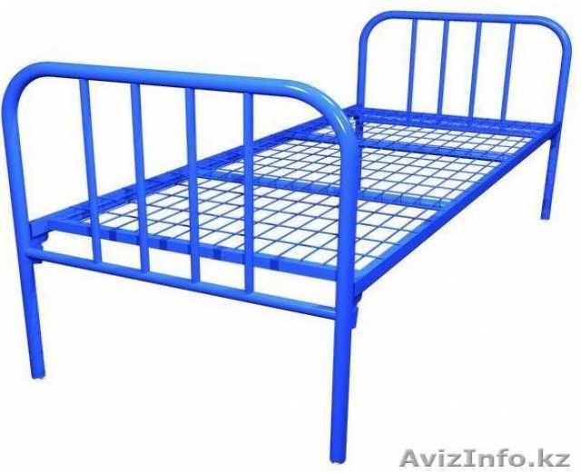 Продам: Бюджетные кровати металлические оптом