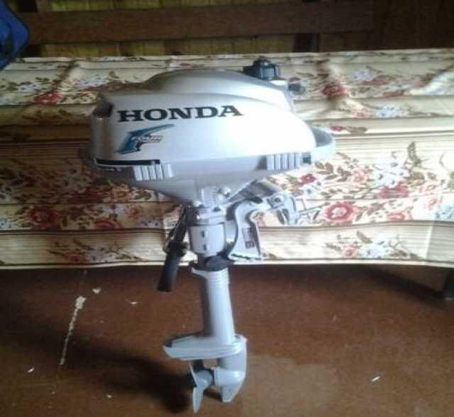 Продам: Лодочный мотор Honda 2 л/с. 4 такта. Нов
