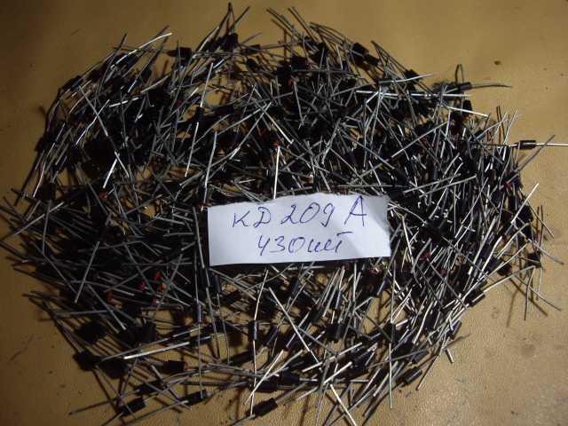 Продам Диод КД 209А Новые не паянные
