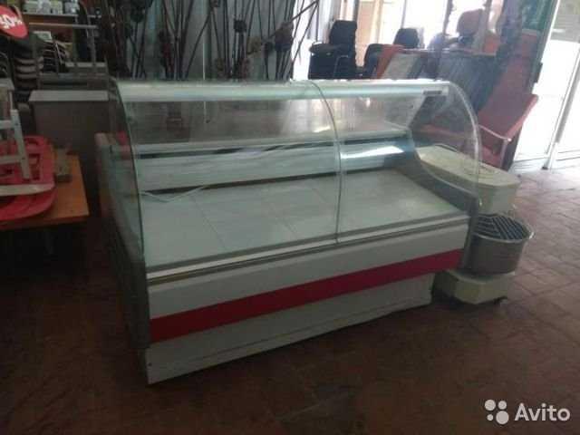 Продам Морозильная витрина Cryspi Соня