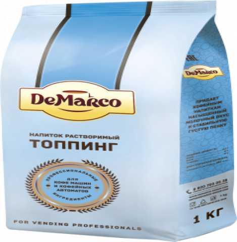 Продам: Топпинг DeMarco