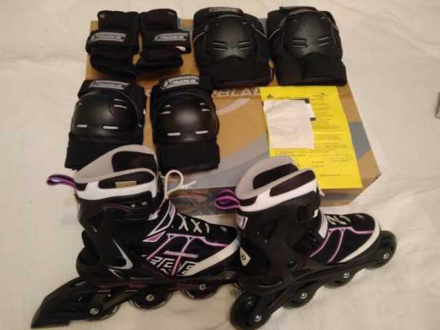Продам: Ролики женские Rollerblade размер 36,5
