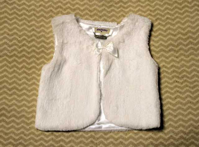 Продам: Болеро-жилет для девочки, 92-104