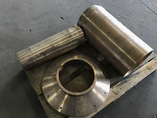 Предложение: Запасные части для конусных дробилок КСД