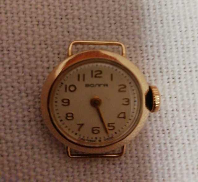 Продам Часы Волга 750 проба
